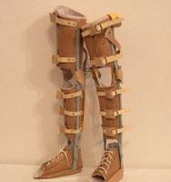 ортопедический аппарат на всю ногу (Ортопедические аппараты / Ортопедические аппараты)